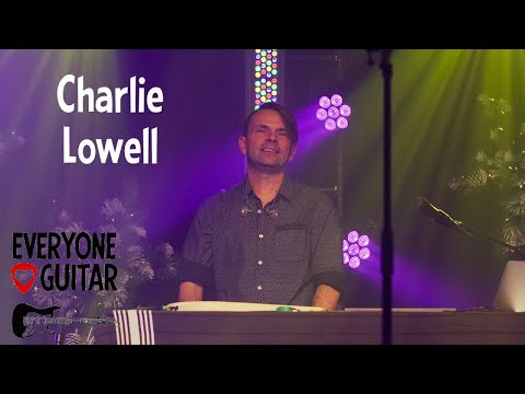 Charlie Lowell Interview - Jars of Clay - Everyone Loves Guitar #182