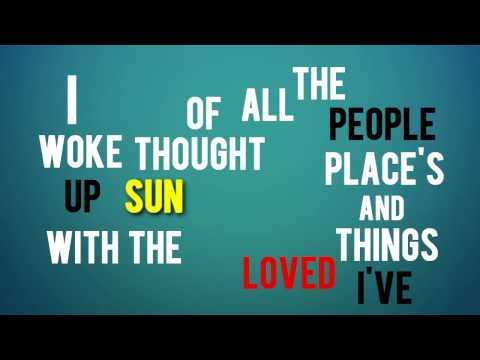 OneRepublic - If I Lose Myself - Lyrics Video