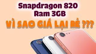 Thương hiệu Nhật Snapdragon 820 Ram 3GB vì sao chỉ hơn 2 triệu ???