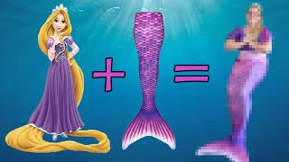 Rapunzel Cosplay || But Make it Mermaid!