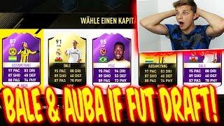 fifa 17 live 91 bale 87 auba pack opening fut draft ultimate team deutsch