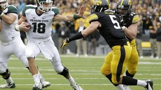 "Michigan State vs. Iowa Football Hype Video-Big Ten Championship Game ||""Battle Cry""