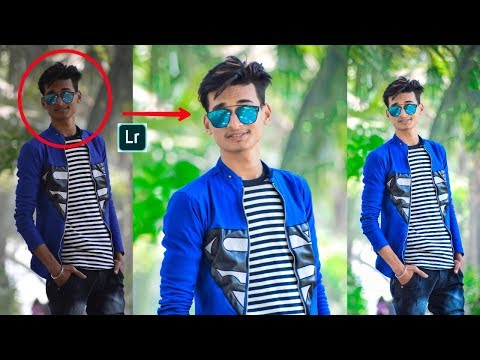 Lightroom CC Mobile Retouch Editing Tutorial || All Tips Step By Step In Lightroom Mobile ||SK EDITZ
