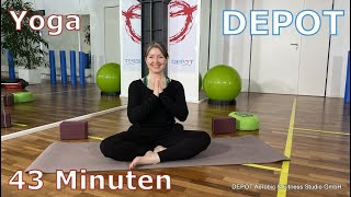 DEPOT Yoga Session 3