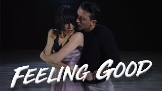 Michael Buble - Feeling Good  (Dance Video)   Choreography   MihranTV
