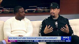 Ice-T, Taheim Bryan talk new film 'Equal Standard'