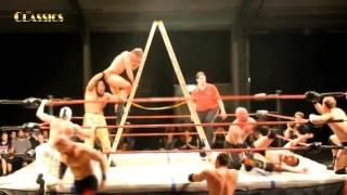 NEW Wrestling: Classics #16 - 9 Men LADDER Match - DEADLINE
