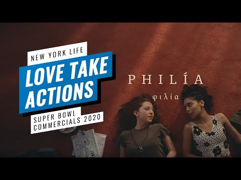 Philosophy Christmas Commercial 2020 New York Life | Love Take Actions | Super Bowl Commercials 2020