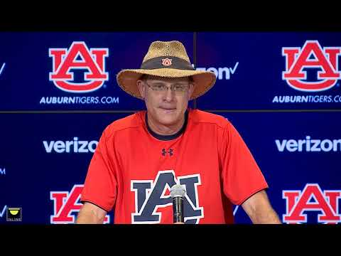 Auburn's Gus Malzahn previews Washington