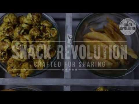 SNACK REVOLUTION INTRO