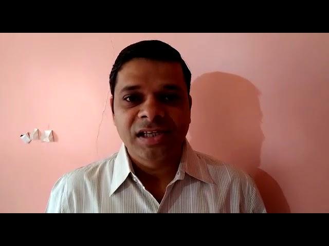 Parent experience - Vishal Namwar