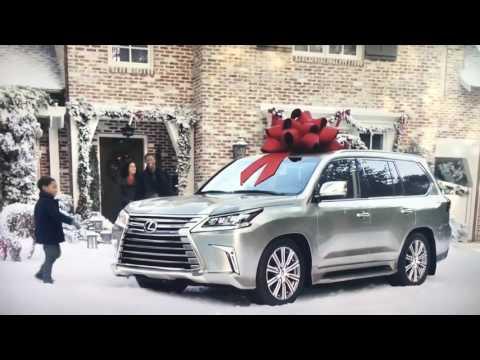 2017 Lexus Christmas Commercial 2016