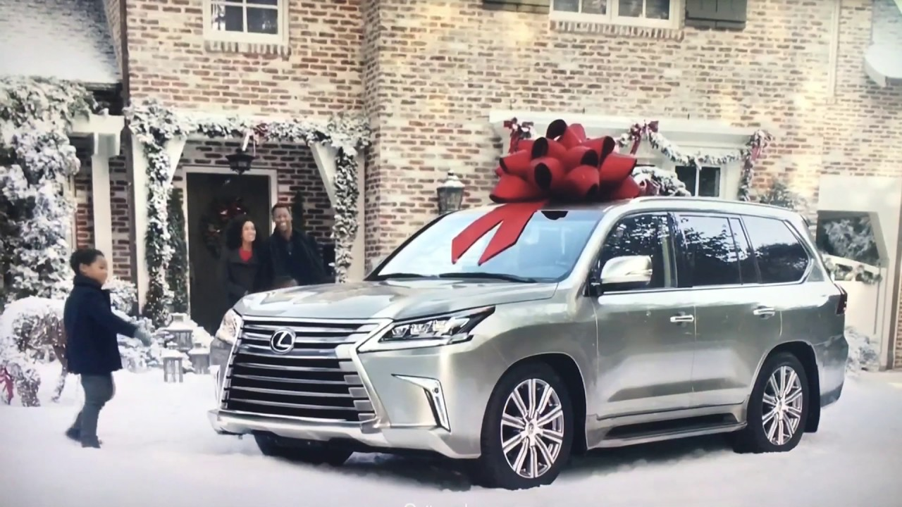 2017 Lexus Christmas Commercial 2016 - YouTube