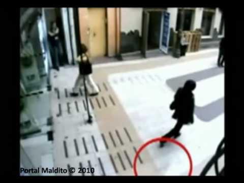 Fantasma captado por camaras de seguridad en chile youtube - Camara de seguridad ...