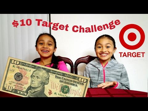 $10 Target Challenge| Metztli's Corner