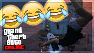 GTA 5 Glitches - 3 FUNNY Glitches YOU MAY NOT HAVE KNOWN! (Dancing Dump, Yacht Glitch, & Free Fall)