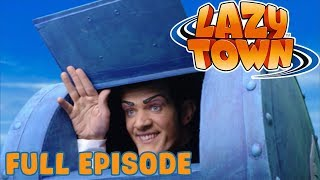 Lazy Town | Robbie's Greatest Misses | Full Episode