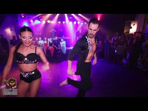 Fabian y Fania [ NEW SHOW ] @Club Bachata Sensual y Salsa Copenhagen