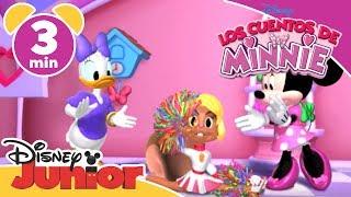 Los cuentos de Minnie: The Pom-Pom Problem | Disney Junior Oficial