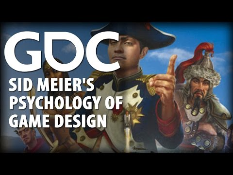 Sid Meier's Psychology of Game Design