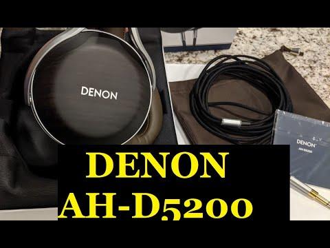 Denon AH D5200 Review