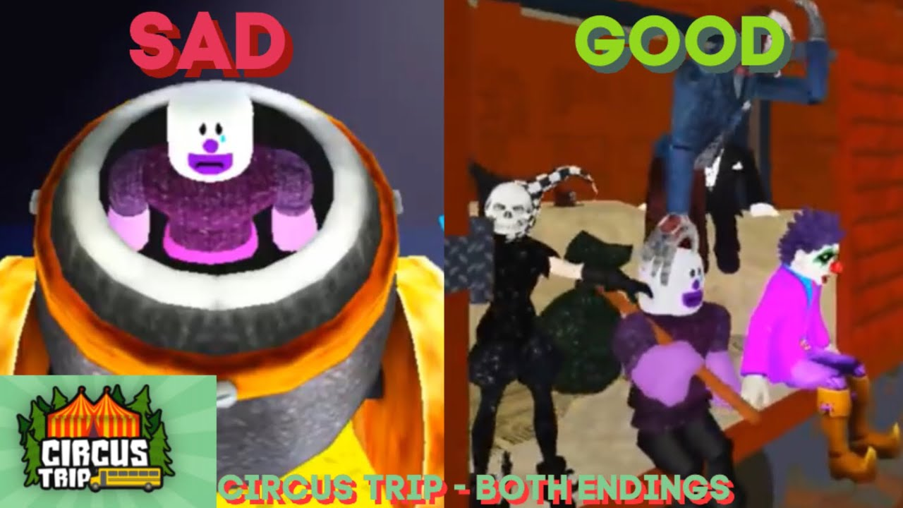 Roblox Scariest Birthday Party Roblox Birthday Party Horror Game Both Endings Both Endings Circus Trip Roblox Youtube