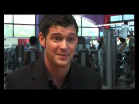 Louis, General Manager, Fitness First - Career Champion