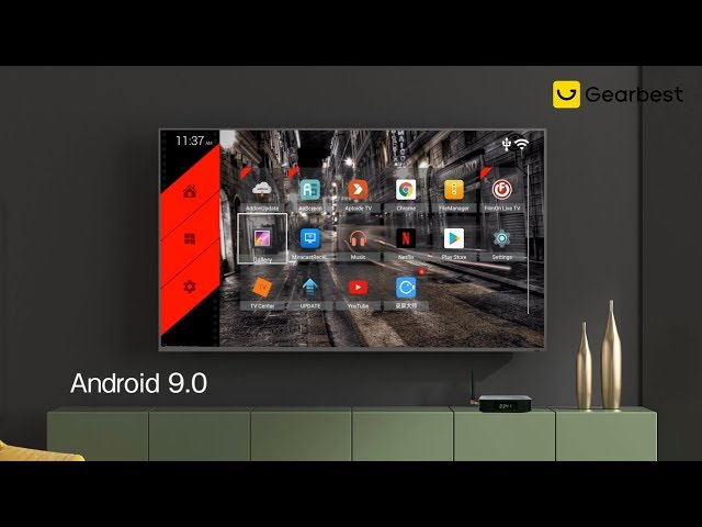 Tanix TX6 - A TV Box