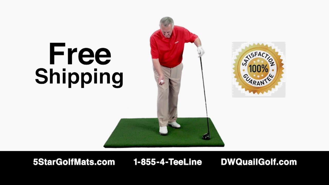 product mats x fba tibs mat durapro sports outdoors golf emerald hitting par