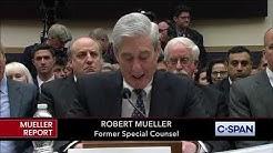 Robert Mueller's House Judiciary Hearing Opening Statement (C-SPAN)