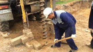 видео Абиссинский колодец - создание скважины своими руками технология
