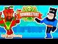 BOWMASTERS Man Cat vs Young Tree - Who Is The Ultimate Bowmaster? by Epic Family Gaming