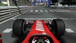 SimRacing.PL 2009 Formula 1 Monaco Grand Prix