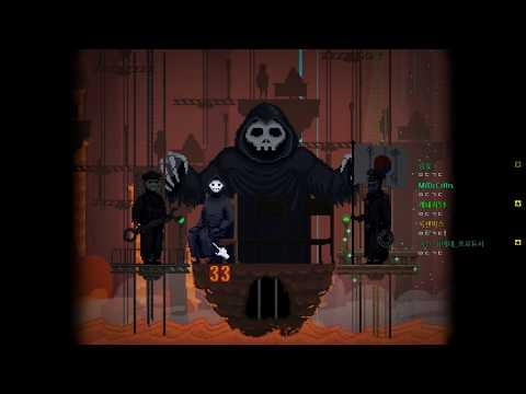 [Peace, Death!][1] 개발자도 놀란 엔딩 플레이 / 염라대왕 알바 게임 ㅡㅡ 2017년 9월 16일