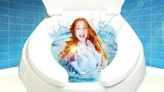 HWSQ #253 - Diese Toilette ist TÖDLICH ● Let's Play TTT