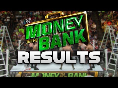 WWE Money In The Bank 2014 - PPV Results and Highlights (Review)