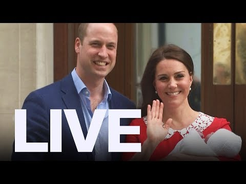 Duke And Duchess Of Cambridge Welcome A Baby Boy | ET Canada LIVE