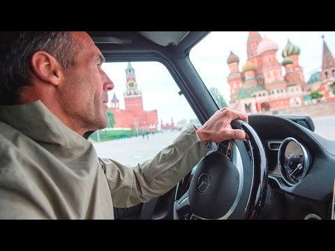 Mercedes-Benz TV: Adventure travel with the G-Class and Mike Horn – Part 10.