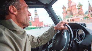 Adventure travel with the G-Class and Mike Horn – Part 10 - Mercedes-Benz original