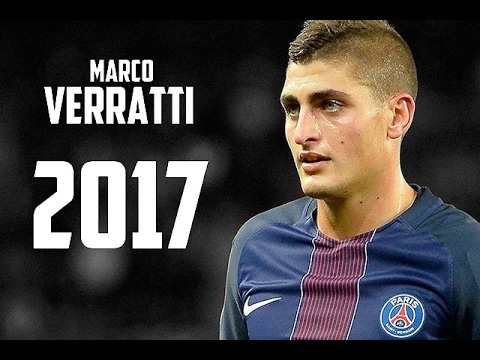 Marco Verratti ● The Maestro ● 2016/17