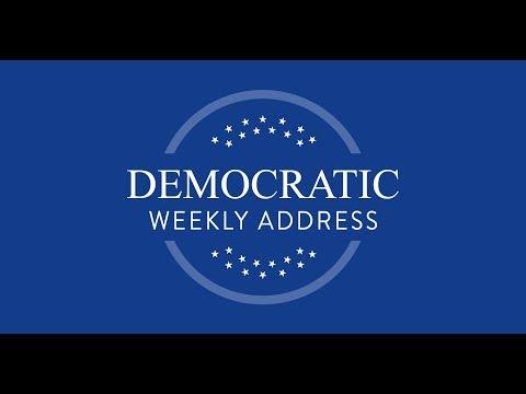 Democratic Weekly Address -- Congressman Richard Neal