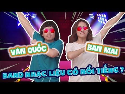 Nhóm nhạc Văn Quốc  Ban Mai liệu có nổi tiếng ?  | Đẹp TV