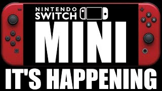 Nintendo Switch Mini Rumors Continue To Intensify And A TON Of Switch Games Are Coming