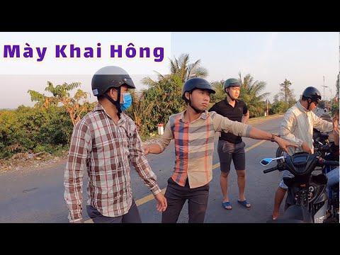 """Bắt Quả Tang Nghĩa Và Xuân Từ """"Nhà Nghỉ"""" Chạy Ra"""
