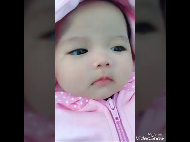 Bayi lucu imut dan gemesin ????