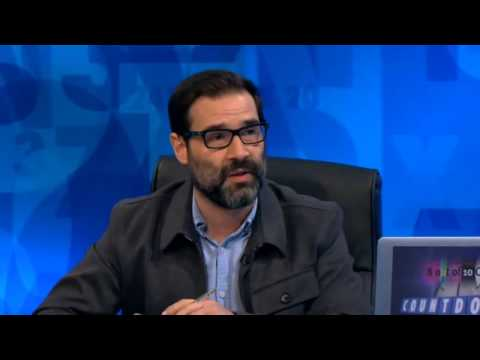 Adam Buxton , Commentary corner , 8 out of 10 cat`s does countdown 2014