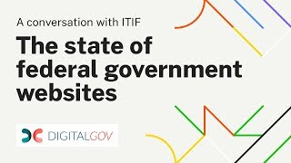 A Conversation With ITIF About the State of Federal Government Websites thumbnail