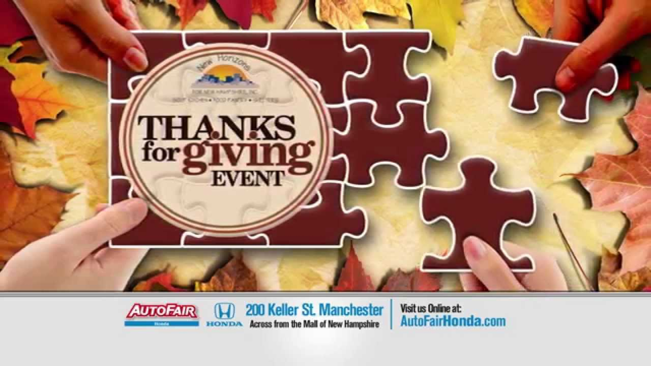Thanks for giving event at autofair honda manchester nh for Autofair honda manchester