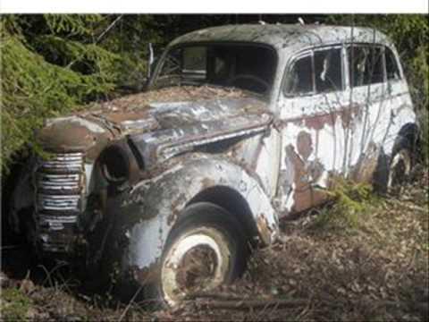 Metsälöytö autot