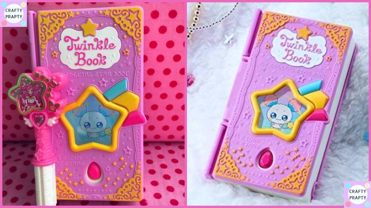 DIY Kawaii wallet Diary /DIY Aesthetic Notebook/ DIY Notebook folder organizer/Back to SCHOOL